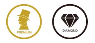 プレミアム会員とダイヤモンド会員